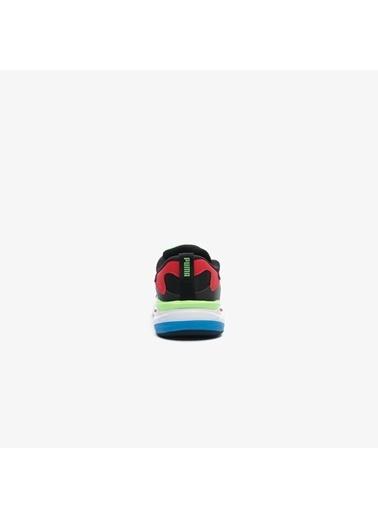Puma Unisex Bebek Siyah RS-Fast Sneakers 375699.001 Siyah
